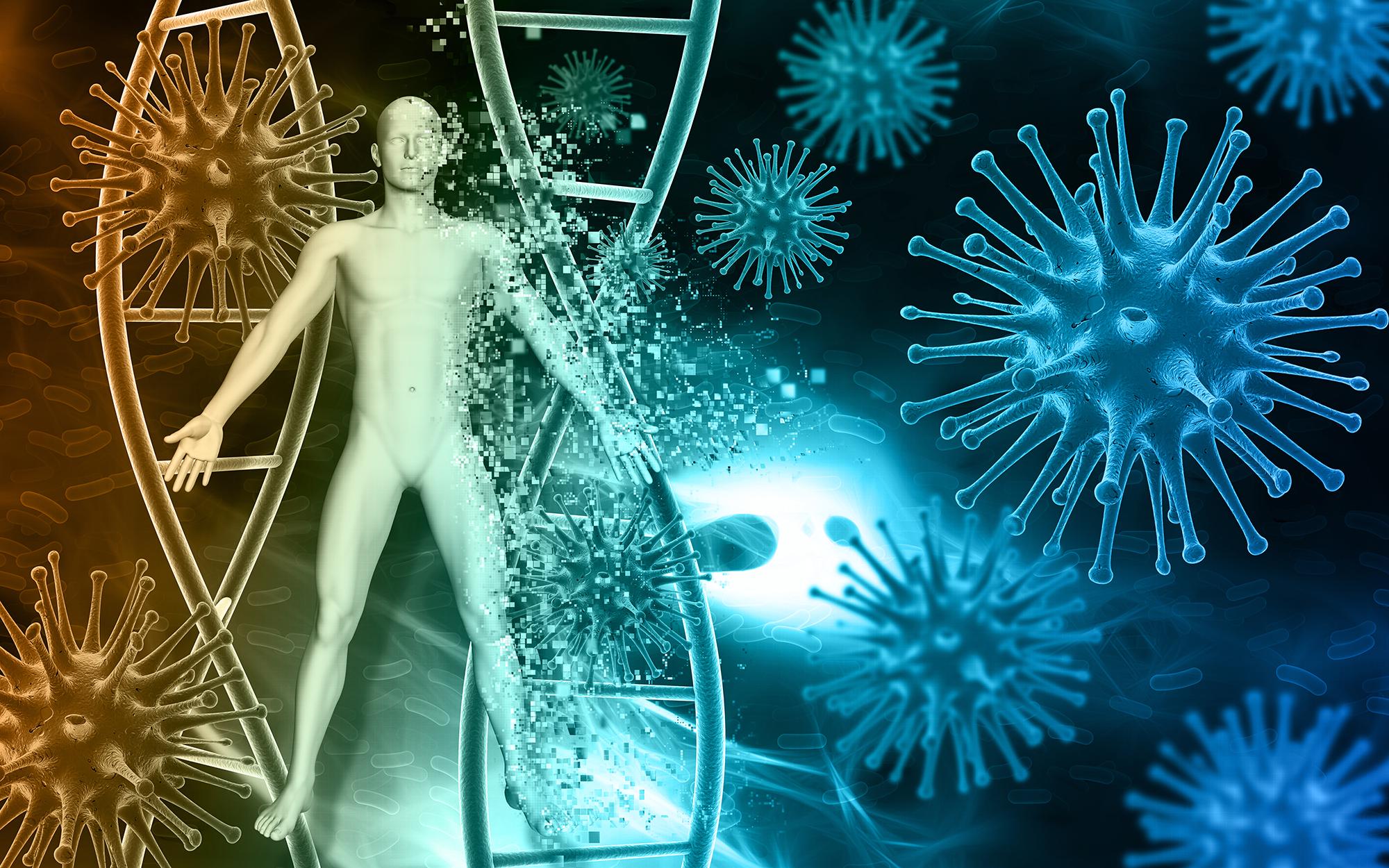Quando o corpo fala na Nova Medicina Germânica