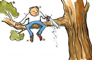 O que é auto-sabotagem e como evitá-la para sua vida?