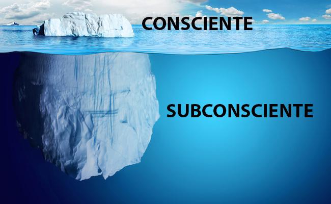 O poder do consciente e subconsciente