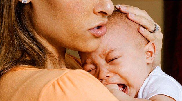 O que causa cólica no bebê segundo a Germânica Heilkunde?