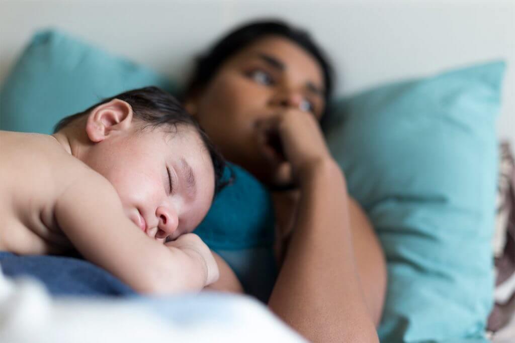 O que é depressão pós-parto segundo a Germânica Heilkunde?