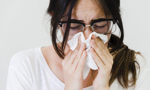 Gripe e rinite alérgica: O que possuem em comum?