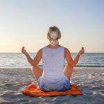 Benefícios da água do mar e da praia