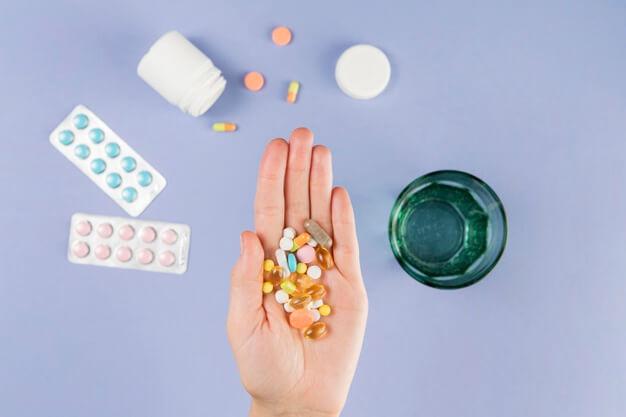 Uso de medicamentos pela Medicina Germânica Heilkunde