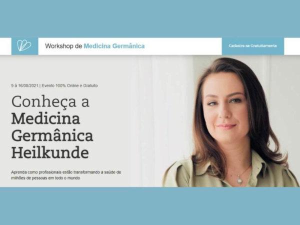 Workshop de Medicina Germânica Heilkunde